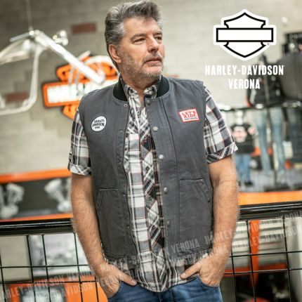 Gilet Harley-Davidson® Quilted Workwear