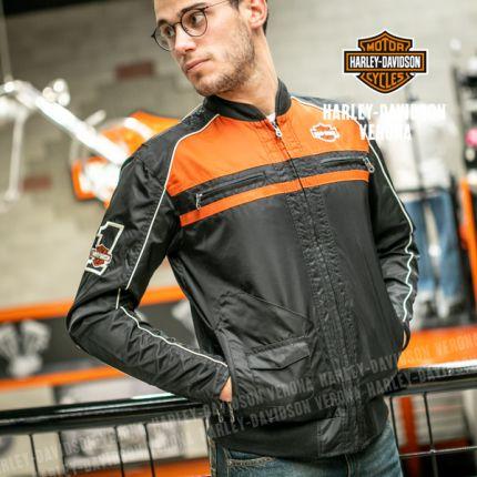 Giacca Harley-Davidson® Moto Ride Nylon