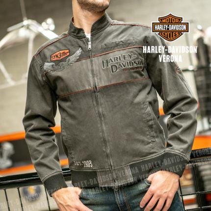 Giacca in Cotone foderato Harley-Davidson® IronBlock