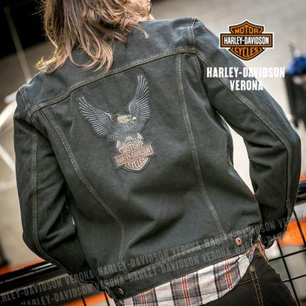 Giacca di jeans Harley-Davidson®