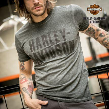 T-Shirt Harley-Davidson® Jersey Applique Logo