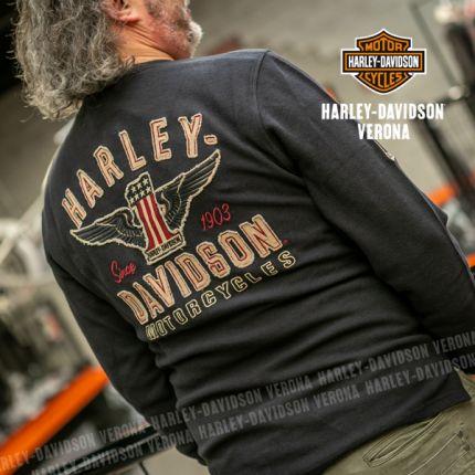 Maglia da Uomo Harley-Davidson® #1