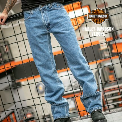 Jeans da Uomo Harley-Davidson® BOOT CUT