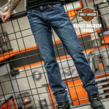 Jeans da Uomo Harley-Davidson® DARK INDIGO
