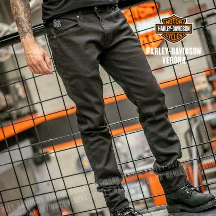 Jeans Harley-Davidson® Black Label Core Slim Fit