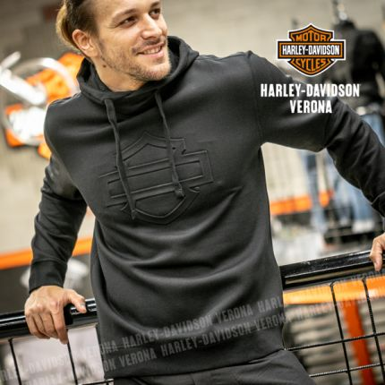 Felpa Harley-Davidson® Embossed Logo