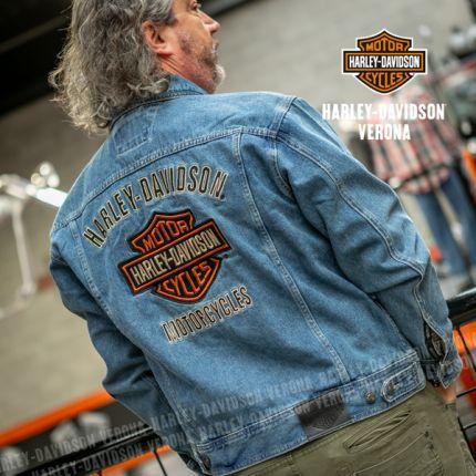 Giubbino Jeans Harley-Davidson®  Bar & Shield®
