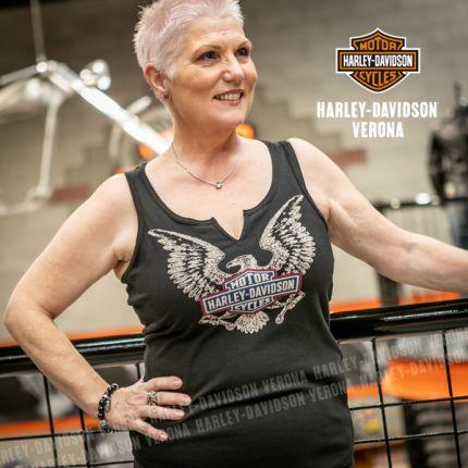 Canotta Harley-Davidson® Black