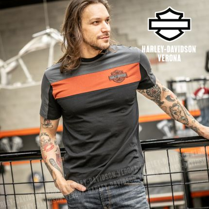 T-Shirt Harley-Davidson® Copperblock Logo