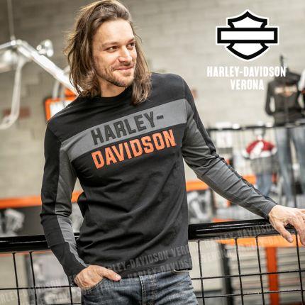 Maglia Harley-Davidson® Copperblock Letter