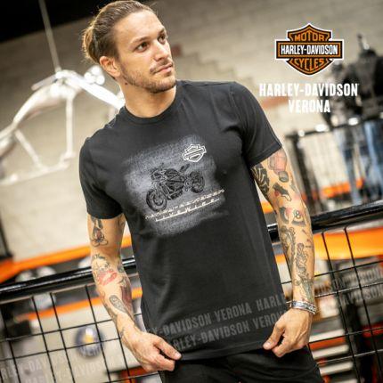 T-Shirt Harley-Davidson® Livewire Graphic
