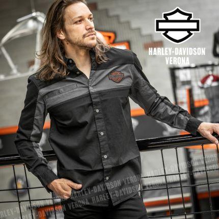 Camicia Harley-Davidson® Copperblock