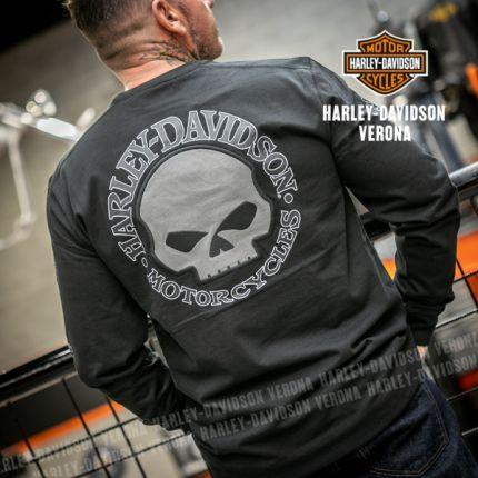 Maglia Harley-Davidson® Teschio