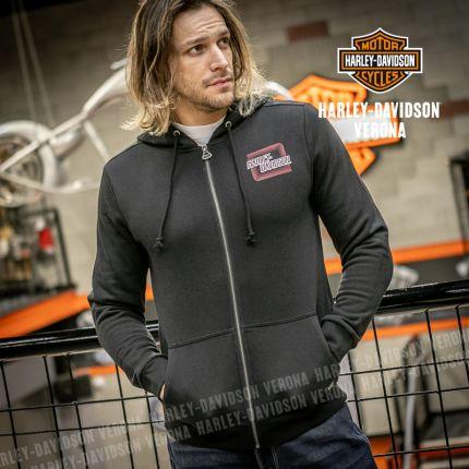 Felpa Harley-Davidson® Retrò Outline