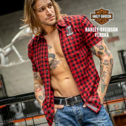 Camicia da Uomo Harley-Davidson® ''American Muscle''