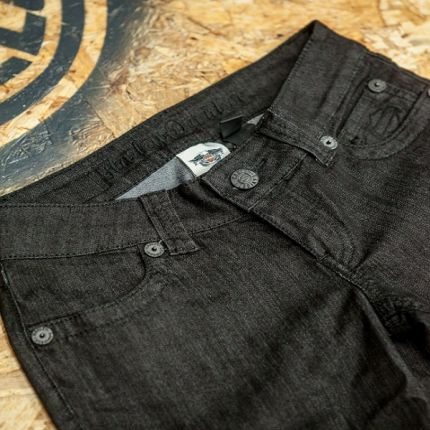 Jeans Nero Harley-Davidson®