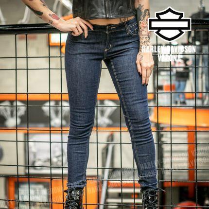 Jeans Harley-Davidson® Skinny Blue