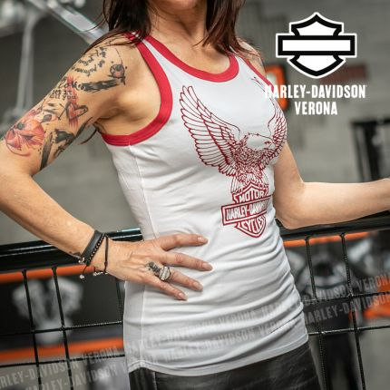 Canotta Harley-Davidson® Red Eagle