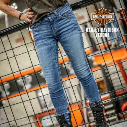 Jeans Harley-Davidson® Skinny Mid Rise