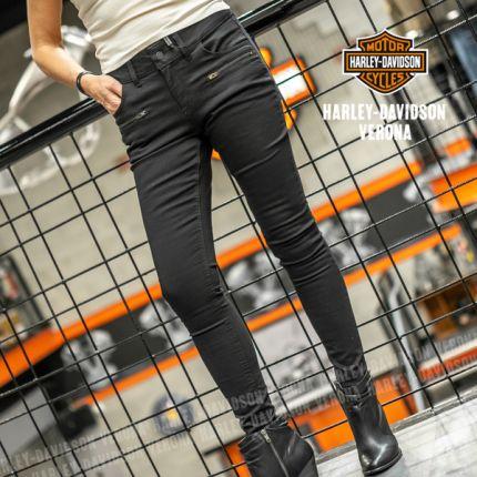 Jeans Skinny Harley-Davidson® Mid Rise