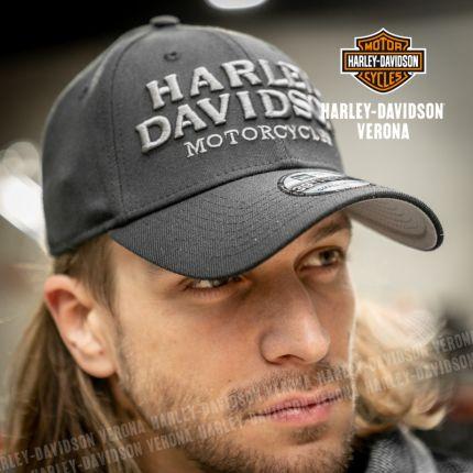 Cappellino Harley-Davidson® Black
