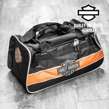 Borsone Harley-Davidson® Logo Rust