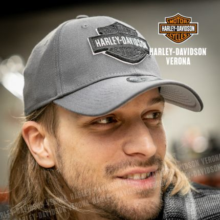 Cappellino Harley-Davidson® Grey