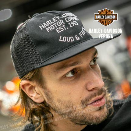Berretto da Baseball Harley-Davidson® Loud&Fast
