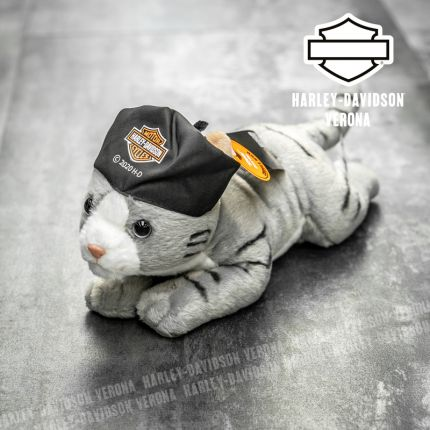 Peluche Harley-Davidson® Steel Cool Cat