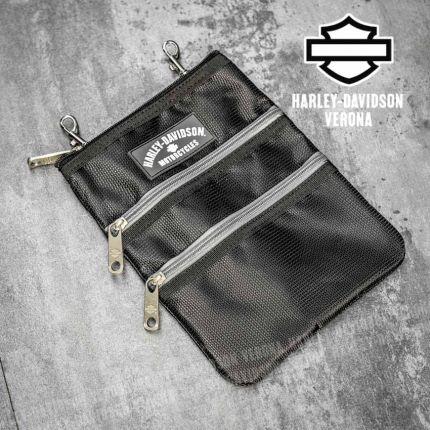 Borsello Harley-Davidson® Cross Body Black