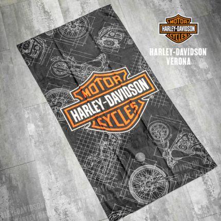 Telo Mare Harley-Davidson® BluePrint