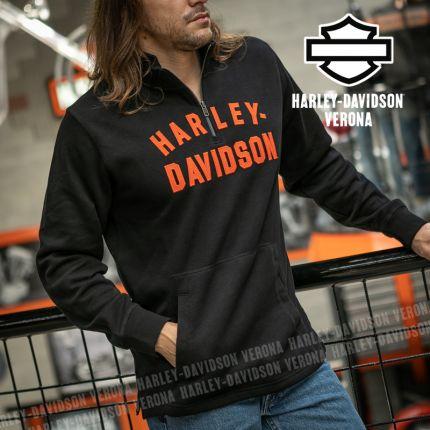Maglia con Zip Harley-Davidson® Racer Font