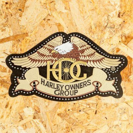 HERITAGE Patch H.O.G.® Diamante Grande