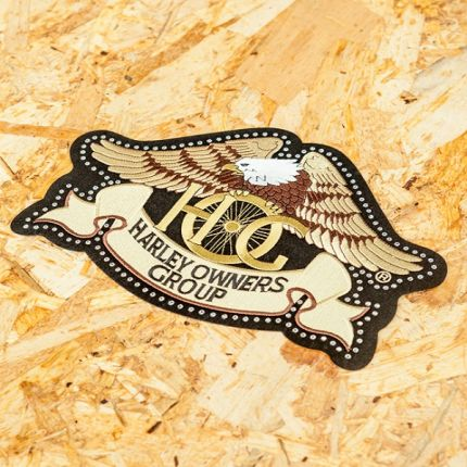 HERITAGE Patch H.O.G.® Diamante Piccola