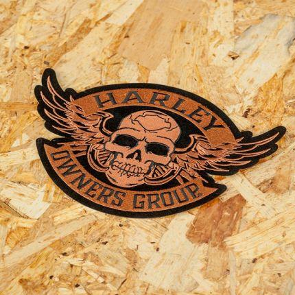 BRONZE PATCH H.O.G.® PICCOLA