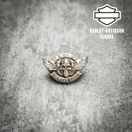 Pin Harley-Davidson® Hog Motorhead Winged Skull
