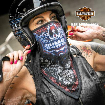 Bandana Harley-Davidson® 3 in 1 Muertos