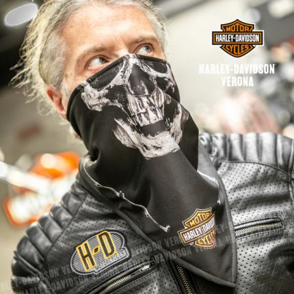 Bandana 3 in 1 Harley-Davidson® Convertibile Deadly Jaw