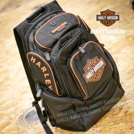 Zaino Deluxe Harley-Davidson® Orange B&S