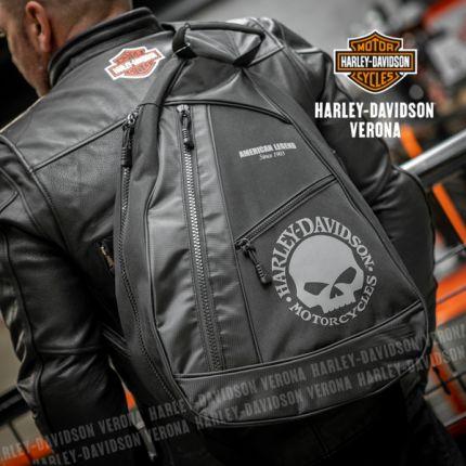 Zainetto Monospalla Skull Harley-Davidson®
