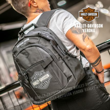 Zaino Harley-Davidson® B&S Day Pack