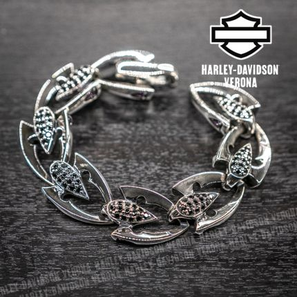 Bracciale Harley-Davidson® by Thierry Martino Imperator