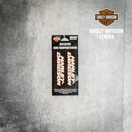 Adesivo Harley-Davidson® bumperstickers reflective