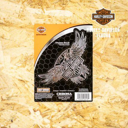 Adesivo Harley-Davidson® Eagle con Bar and Shield®