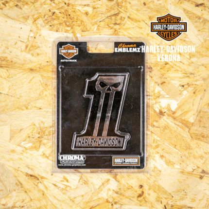 Adesivo Harley-Davidson® #1