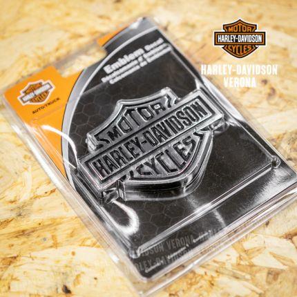 Adesivo Harley-Davidson® Silver Bar and Shield®