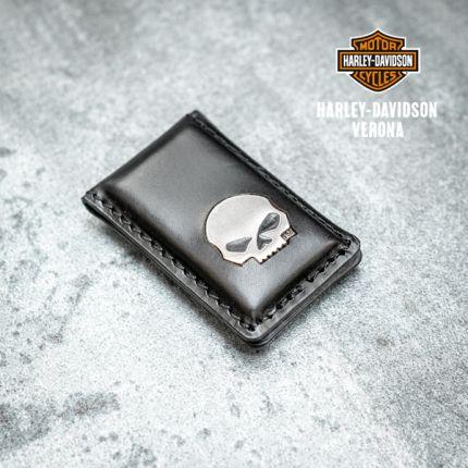 Fermasoldi Harley-Davidson® Skull Magnetic