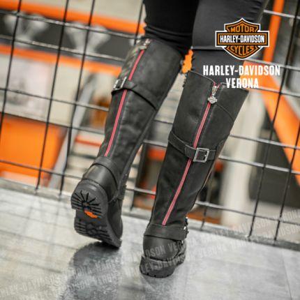 Stivali da Donna Harley-Davidson® Orange Lomita