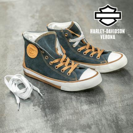 Sneakers Harley-Davidson® da Donna Toric Blue