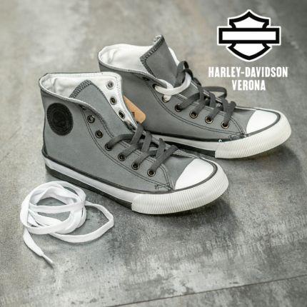 Sneakers da Donna Harley-Davidson® Toric Grey